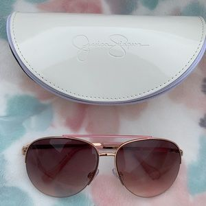 Jessica Simpson Sunglasses with Case